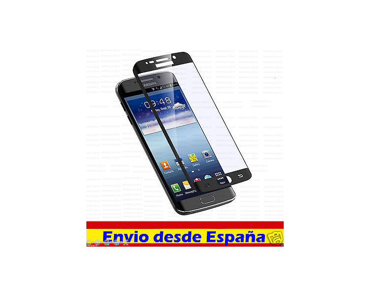 3D Curved Screen Protector for Samsung Galaxy S6 Edge  - 3