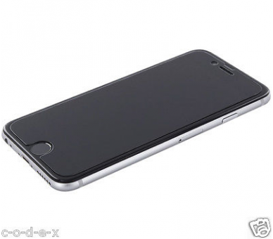 Curved & Normal Tempered Glass Screen Protector for iPhone 6 & 6S Plus  - 6