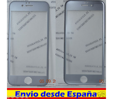 Curved & Normal Tempered Glass Screen Protector for iPhone 6 & 6S Plus  - 7
