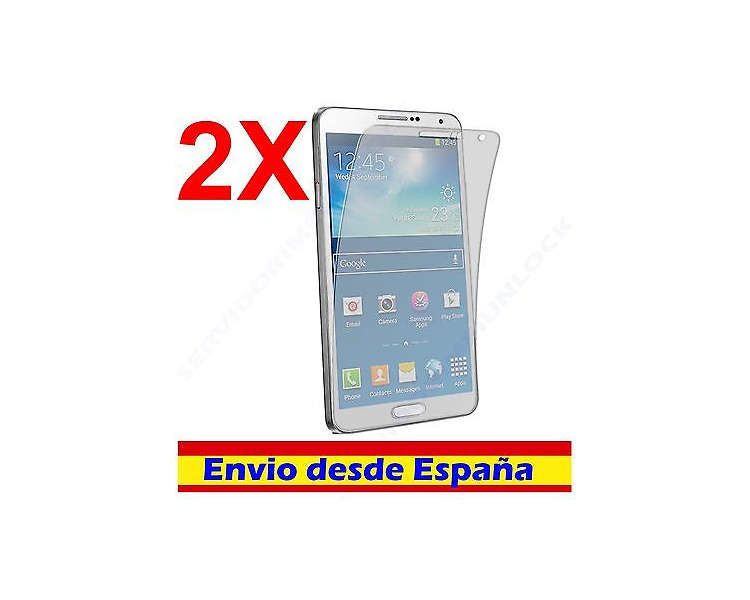 2X Screen Protector for Samsung Galaxy Note 3  - 1