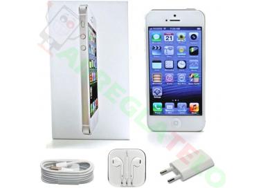 Apple iPhone 5 32GB - Blanco - Libre - A+ Apple - 5
