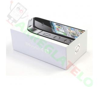 Apple iPhone 4S   Black   8GB   Refurbished   Grade A+