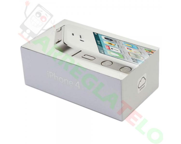 Apple iPhone 4 8 GB - biały - bez blokady - A +