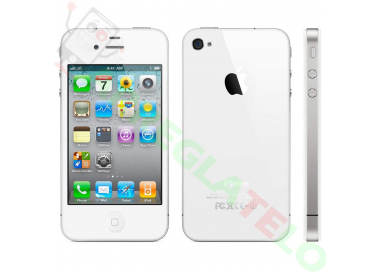 Apple iPhone 4 8GB - Blanco- Libre - A+ Apple - 2