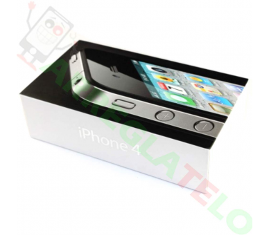 Apple iPhone 4 | Black | 8GB | Refurbished | Grade A+ Apple - 2