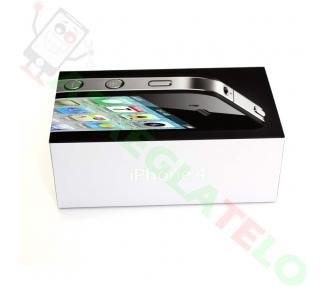 Apple iPhone 4 8GB Negro- Libre - A+ Apple - 3