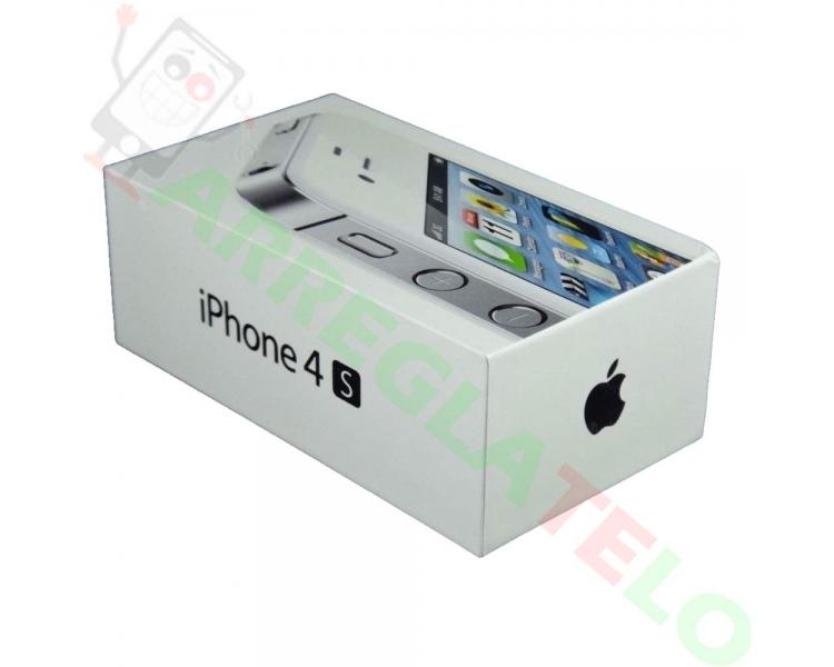 Apple iPhone 4S 32GB - Blanco - Libre - A+ Apple - 1