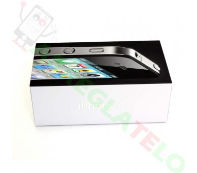 Apple iPhone 4 16GB - Negro - Libre - A+ Apple - 3