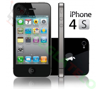 Apple iPhone 4S 16 GB - Czarny - Bez blokady - A +