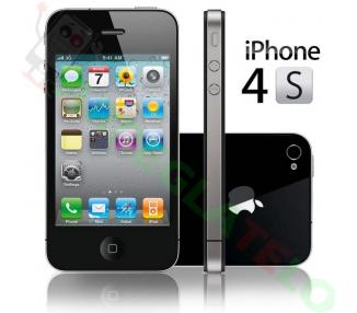 Apple iPhone 4S | Black | 16GB | Refurbished | Grade A+ Apple - 1