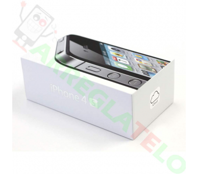 Apple iPhone 4S 32 GB - Zwart - Simlockvrij - A + Apple - 1