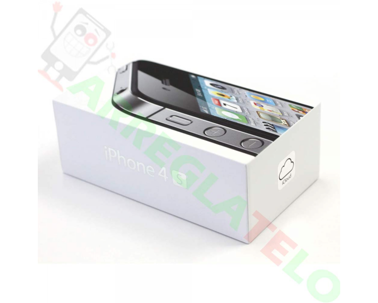 Apple iPhone 4S 32 GB - Zwart - Simlockvrij - A + Apple - 1