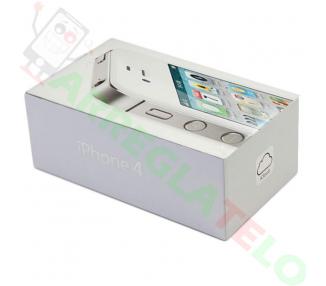 Apple iPhone 4 16GB - Blanco - Libre - A+ Apple - 1