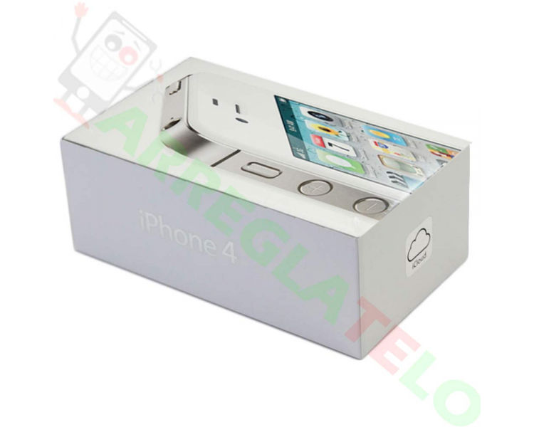 Apple iPhone 4 16 GB - Biały - Bez blokady - A + Apple - 1