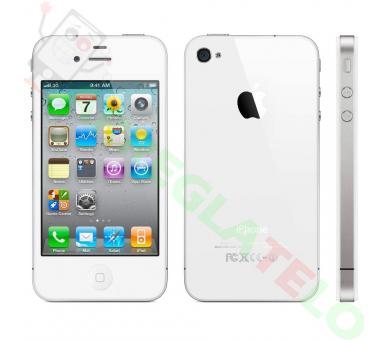 Apple iPhone 4 16GB - Blanco - Libre - A+ Apple - 2