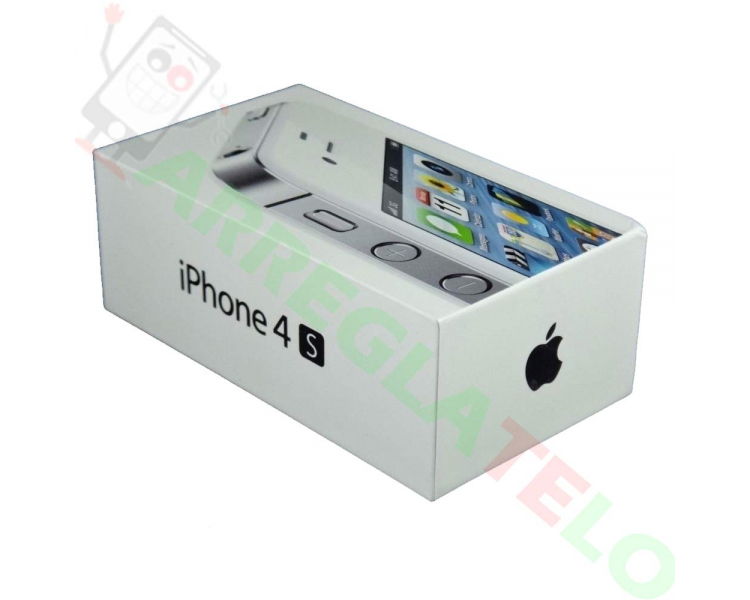 Apple iPhone 4S | White | 16GB | Refurbished | Grade A+ Apple - 1