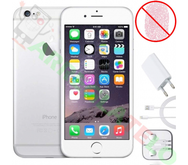 Apple iPhone 6 16GB - Zilver - Zonder Touch iD - A + Apple - 1