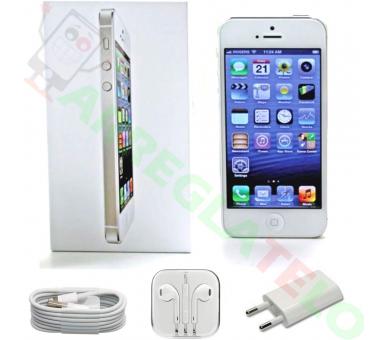 Apple iPhone 5   White   16GB   Refurbished   Grade A+ Apple - 5