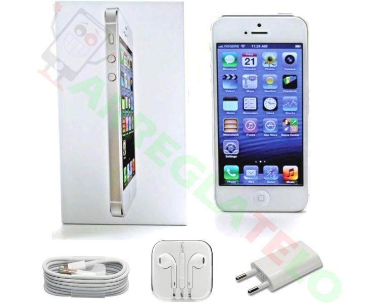 Apple iPhone 5 16 GB - Biały - Bez blokady - A + Apple - 5