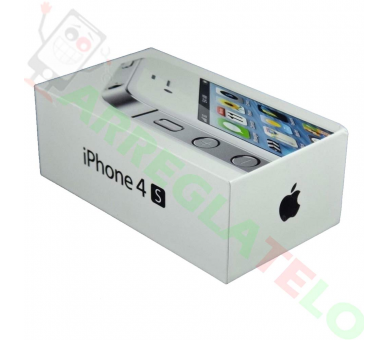 Apple iPhone 4S 8GB - Blanco - Libre - A+ Apple - 1