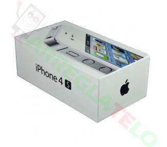 Apple iPhone 4S 8GB - Biały - Bez blokady - A +