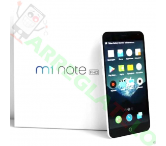 Meizu M1 Note | White | 32GB | Refurbished | Grade New Meizu - 9