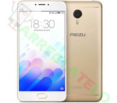 Meizu M3 Note 16GB Internationale versie 4G 2GB RAM IPS OCTA CORE 1.8 GHZ Goud Meizu - 1