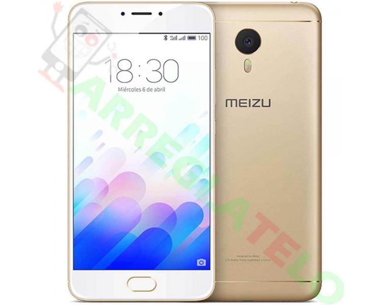 Meizu M3 Note | Gold | 16GB | Refurbished | Grade New