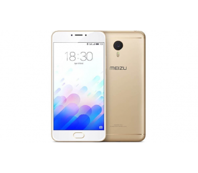 Meizu M3 Note 16GB Internationale versie 4G 2GB RAM IPS OCTA CORE 1.8 GHZ Goud Meizu - 4
