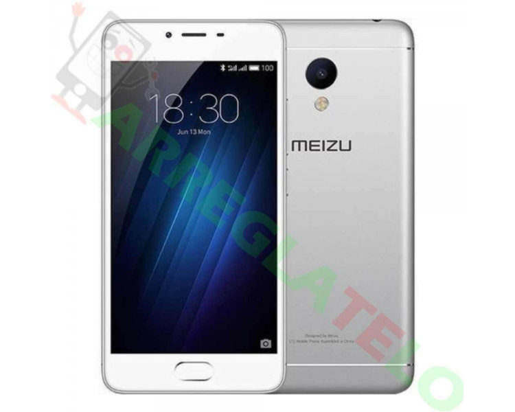 Meizu M3S 4G 2GB RAM 16GB OCTACORE 1'5 GHz 5 'FHD IPS CAMERA 13.0MP Biały