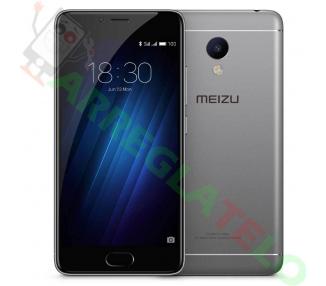Meizu M3S 4G 2GB RAM 16GB OCTACORE 1'5 GHz 5 'FHD IPS CAMERA 13.0MP SZARA