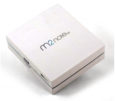 Meizu M2 Note | White | 32GB | Refurbished | Grade New Meizu - 2