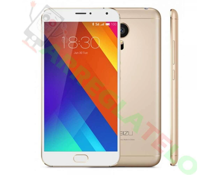 Meizu MX5 | Gold | 16GB | Refurbished | Grade New Meizu - 1