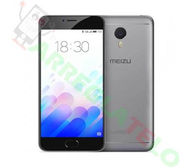 Meizu M3 Note 16GB Internationale versie 4G 2GB RAM IPS OCTA CORE 1.8 GHZ Grijs Meizu - 1