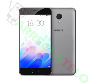 Meizu M3 Note | Grey | 16GB | Refurbished | Grade New Meizu - 1