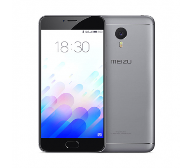 Meizu M3 Note 16GB Internationale versie 4G 2GB RAM IPS OCTA CORE 1.8 GHZ Grijs Meizu - 2