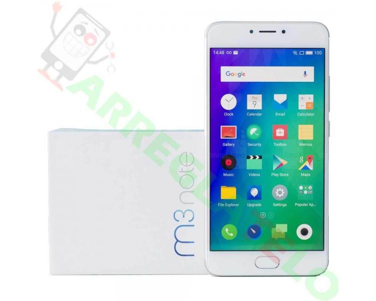 Uwaga Meizu M3 16 GB Wersja międzynarodowa 4G 2 GB RAM OCTA CORE Biały