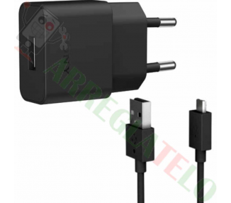 Sony UCH20 Charger + Micro USB Cable - Color Black
