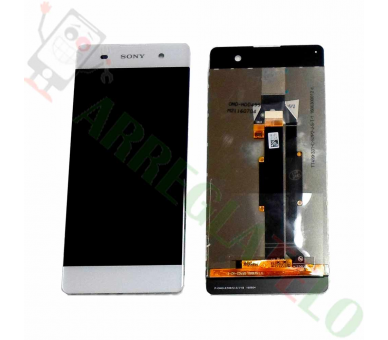 Display For Sony Xperia XA, Color White ARREGLATELO - 2