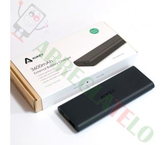 AUKEY 3600 mAh externe batterij voor iPhone 5, 5S, 5C, 6, 6S, 6S Plus, 6 Plus