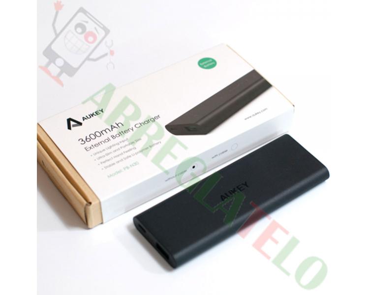 AUKEY 3600 mAh externe batterij voor iPhone 5, 5S, 5C, 6, 6S, 6S Plus, 6 Plus  - 1