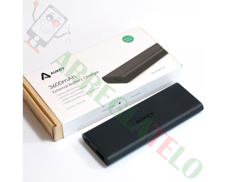 Aukey External Battery 3600Mah  - 1