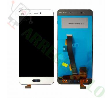 Display For Xiaomi Mi 5, Color White ARREGLATELO - 2
