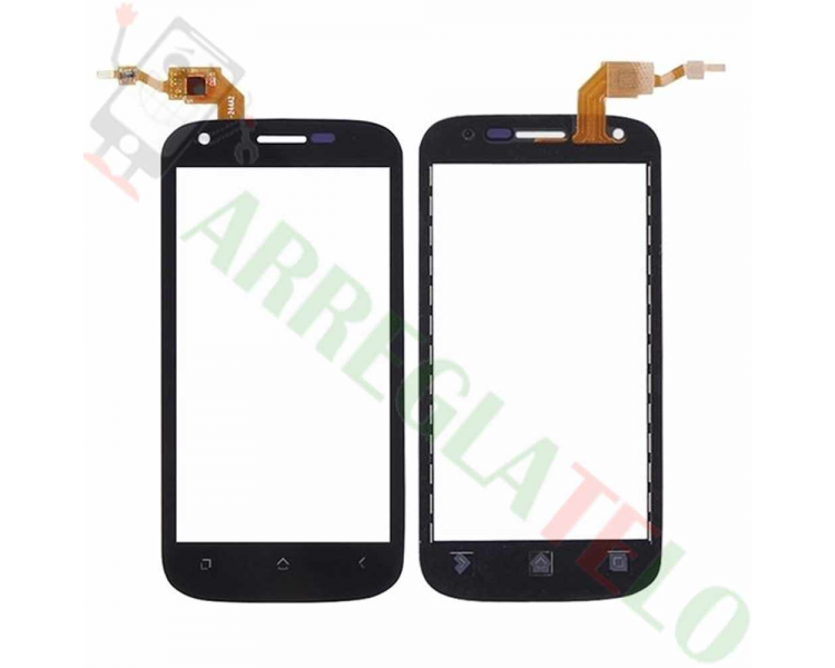 Touch Screen Digitizer for Wiko Cink Peax 2 Black Wiko - 1