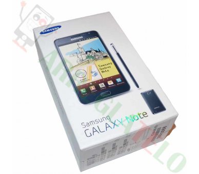 SAMSUNG GALAXY NOTE N7000 ORIGINAL 16GB GRIS IMPOLUTO OUTLET Samsung - 1