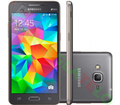 Samsung Galaxy Grand Prime | Grey | 8GB | Refurbished | Grade A+ Samsung - 1