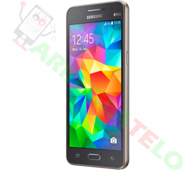 Samsung Galaxy Grand Prime | Grey | 8GB | Refurbished | Grade A+ Samsung - 4