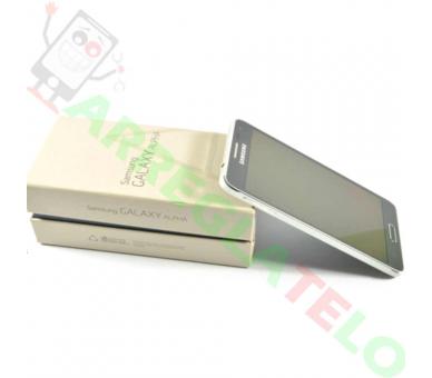 Samsung Galaxy Alpha 32GB Zwart - Simlockvrij - A + Samsung - 3