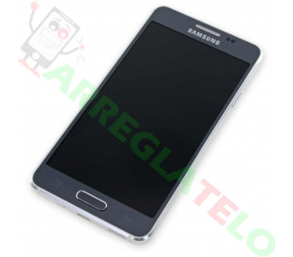 Samsung Galaxy Alpha | Grey | 32GB | Refurbished | Grade A+ Samsung - 4