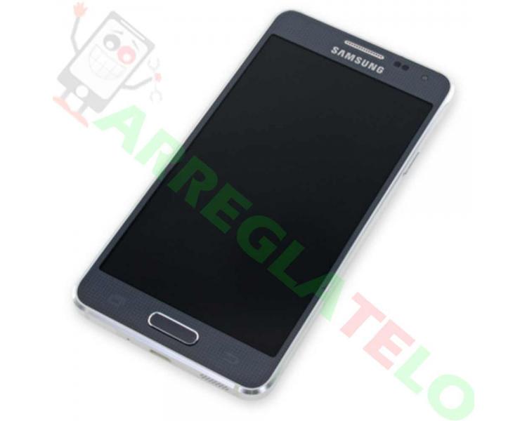 Samsung Galaxy Alpha 32GB Zwart - Simlockvrij - A + Samsung - 4